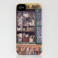 Shakespeare in Paris #2 Slim Case iPhone (4, 4s)