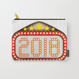 2018 Movie Theatre Marquee Carry-All Pouch