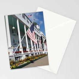 The Grand Hotel on Mackinac Island, Michigan Stationery Cards