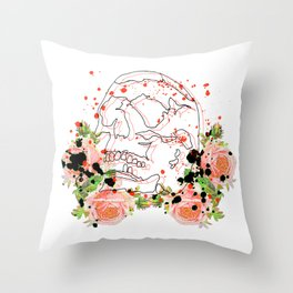 Violent Delights Throw Pillow