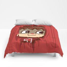 Heeeeere's..... the Villager! Comforters