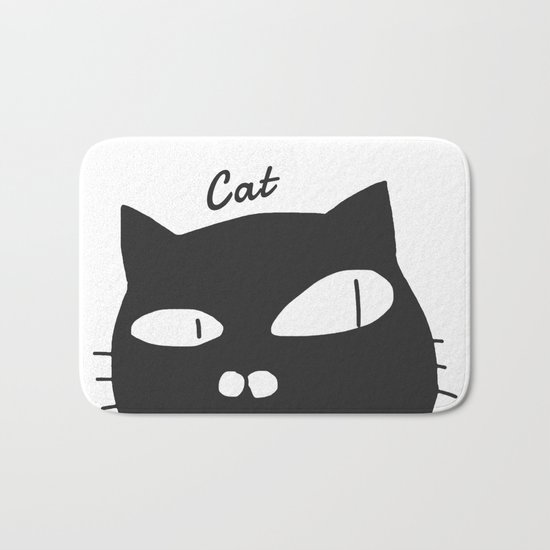 cat-13 Bath Mat