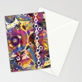 Inside my mind Stationery Cards