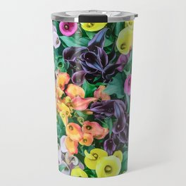 Supermarket Flowers Travel Mug