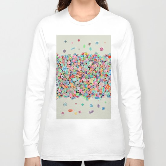 Royal sampler Long Sleeve T-shirt