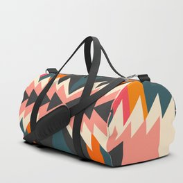 Colorful ethnic decoration Duffle Bag