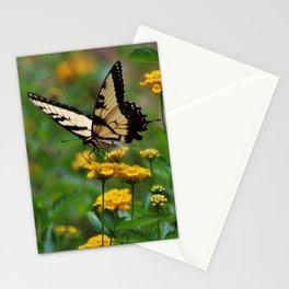 Swallowtail On Lantana Stationery Cards