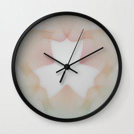 Roux / Diffuse Loop Wall Clock