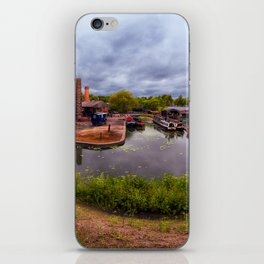 Black Country Living Museum Boat Yard Peaky Blinders iPhone Skin