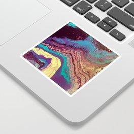 Geode Sticker