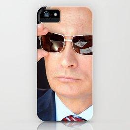Mr.Putin iPhone Case