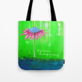 """""""Be Your Own Kind of Amazing"""" Original design by PhillipaheART Tote Bag"""