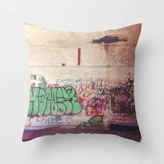 public school number 4 Throw Pillow