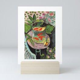 Henri Matisse Goldfish 1911, Goldfishes Artwork, Men, Women, Youth Mini Art Print