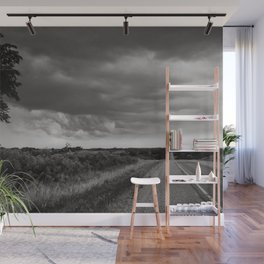 Midwest Storm Wall Mural