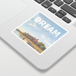 Dream without limits Sticker