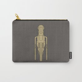 Hipsterbot Carry-All Pouch