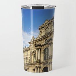 Louvre, Museum, Paris, France - Photography Travel Mug