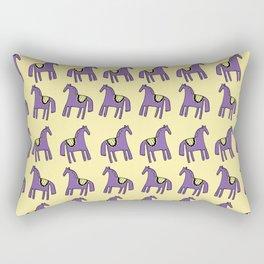 Baby Horse Rectangular Pillow