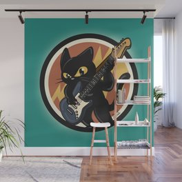Cool solo Wall Mural