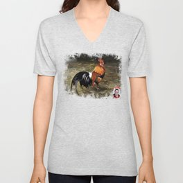 Gallo/Galo/Rooster Unisex V-Neck