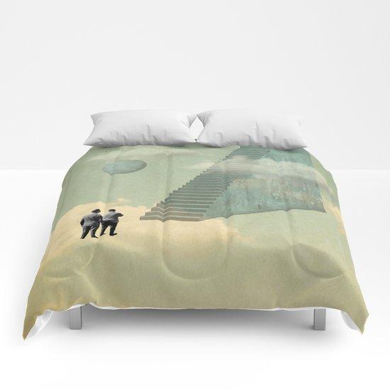 Numbers Up Comforters