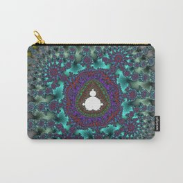 Fractal Abstract 78 Carry-All Pouch