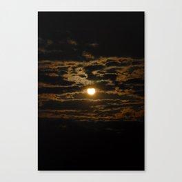 A Look of Heaven Canvas Print