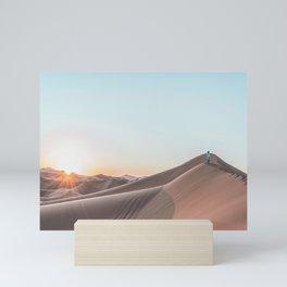 Sahara Mini Art Print
