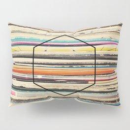 Modern Music Pillow Sham