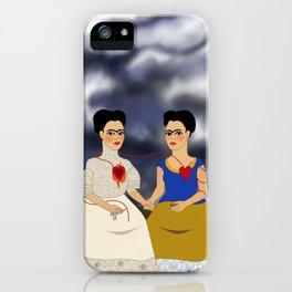 Frida Kahlo - Ladies Fridas iPhone Case