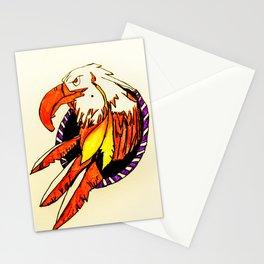 Eagle Dreamcatcher Stationery Cards