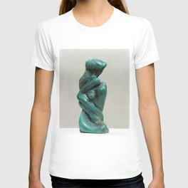 Expectation by Shimon Drory T-shirt