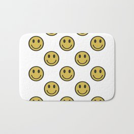 Smileys Bath Mat