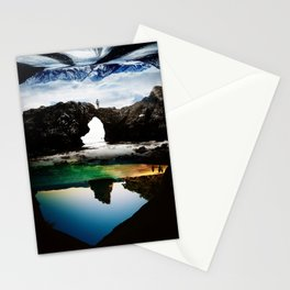 The End of Eternity Stationery Cards