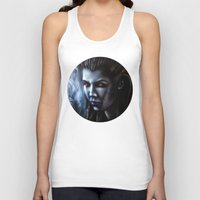 starcraft Tank Tops featuring Kerrigan  by Kanelov