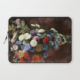 You don't bring me flowers Laptop Sleeve