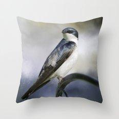 Tree Swallowtail Throw Pillow