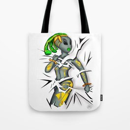 Tear Tote Bag