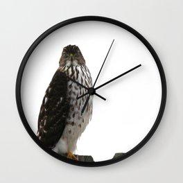 Look me in the Eye Wall Clock