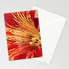 On the Edge of Goodbye Stationery Cards