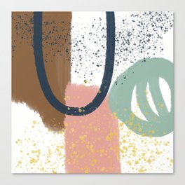 Minimalist Abstract Canvas Print