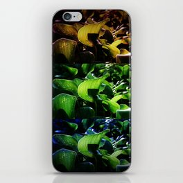 FRICTION BETWEEN THE CONTRAST iPhone Skin