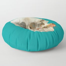 Death By Taco Floor Pillow
