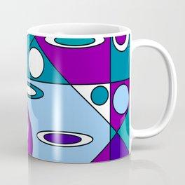 Geometrical Circles and Ellipses Coffee Mug