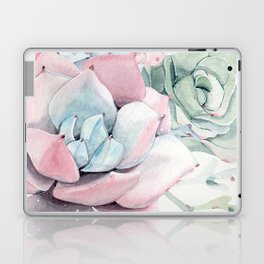 Garden of Succulents Laptop & iPad Skin