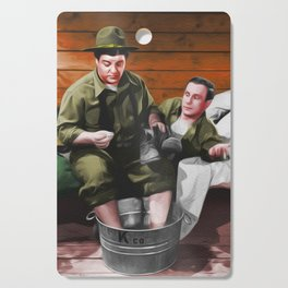 Abbott and Costello, Hollywood Legends Cutting Board