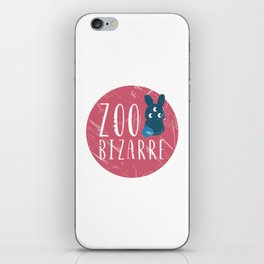 Zoo Bizarre iPhone Skin