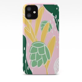 Hoppy Abstraction  iPhone Case
