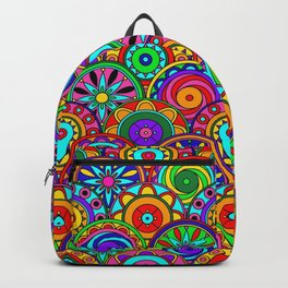 Merry Circles Backpack